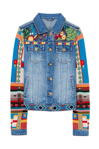 Desigual Denim Jacket-Fiorella