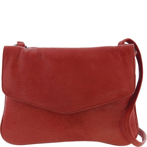 Gabee Annabella soft leather bag - Red