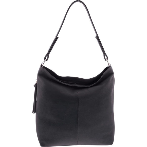 Gabee  Porter soft leather bag - Denim