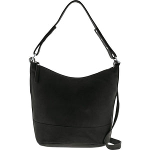 Gabee Maelle soft leather bag - Black