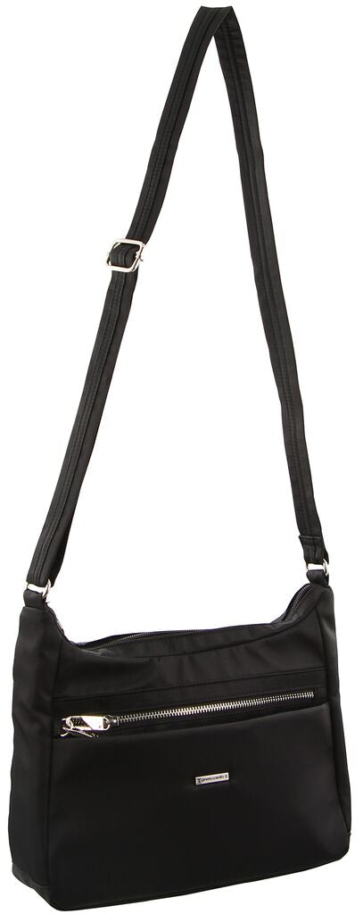 Pierre Cardin Travel Bag - Black