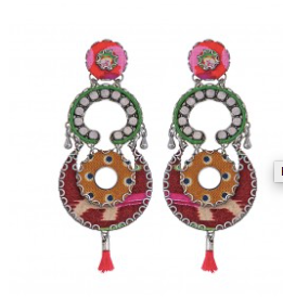 Ayala Bar Kaleidoscope Sirius Earrings
