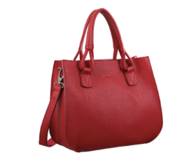 Pierre Cardin Tote-Red