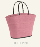 Le Panier Noosa Basket-Light Pink