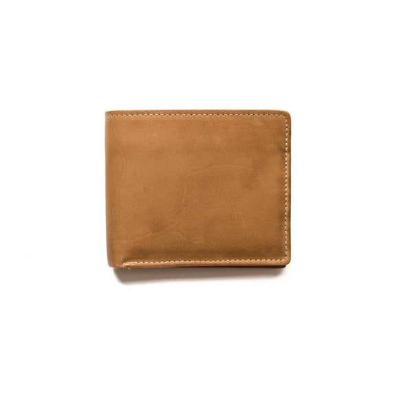 Stitch and Hide Connor men's  Wallet - Natural