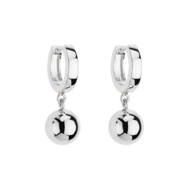 Najo jiggle earrings -Sterling silver