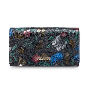 Vera May Amazon leather wallet
