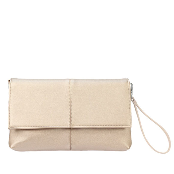 Jendi clutch - Rose Gold