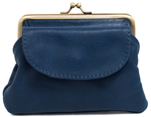 Empire Of Bees Penny's Purse-Navy