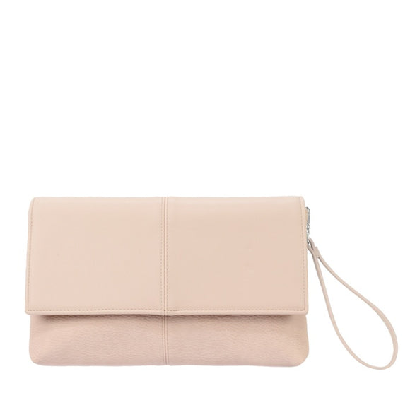 Jendi clutch - Blush