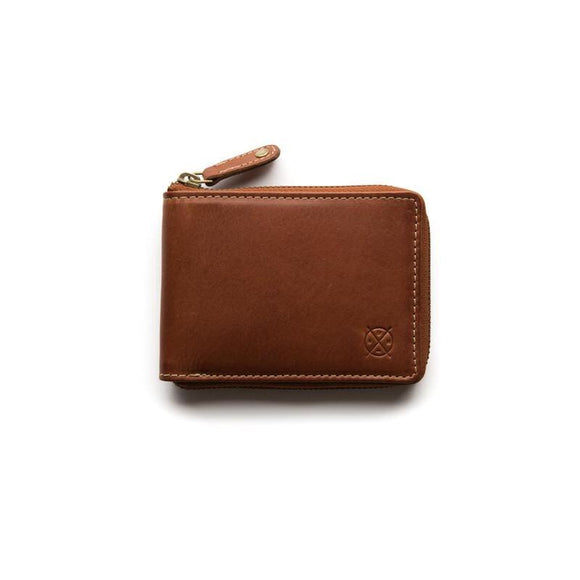 Stitch and Hide William men's  Wallet - Tan