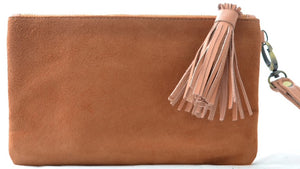 Empire Of Bees Mary pouch-Tan