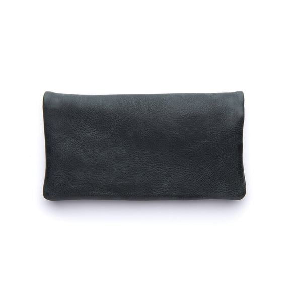 Stitch and Hide Bondi Wallet - Petrol