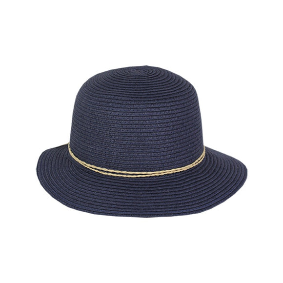 Jendi  Summer hat - Navy