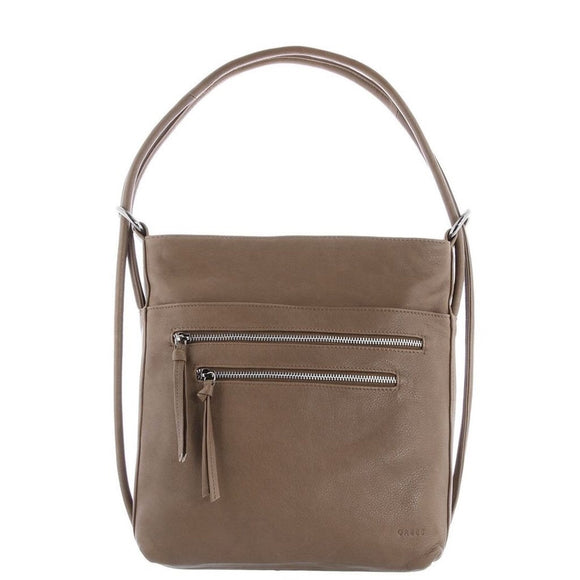 Gabee  Dora two-in-one bag / backpack - Taupe