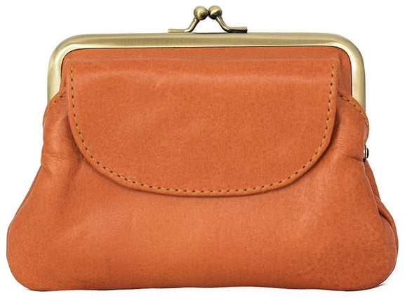 Empire Of Bees Penny's Purse-Orange