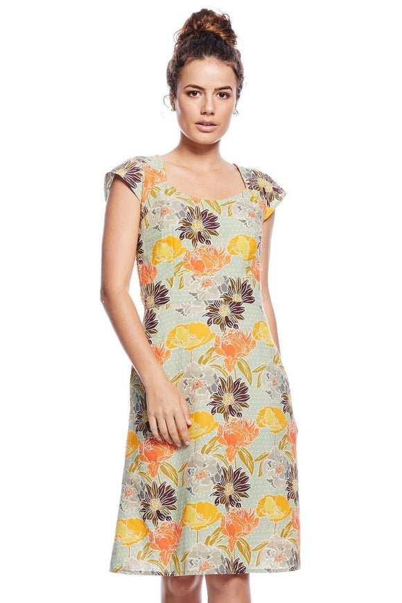 Mahashe Elsy dress- Meadow
