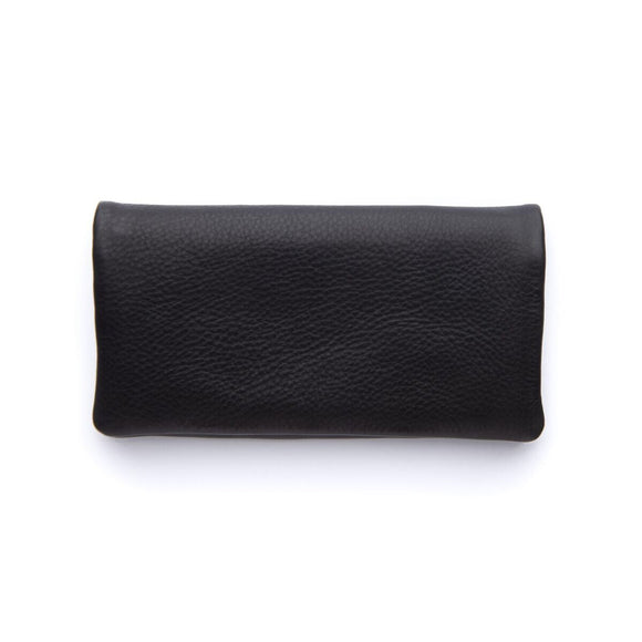 Stitch and Hide Bondi Wallet - Black