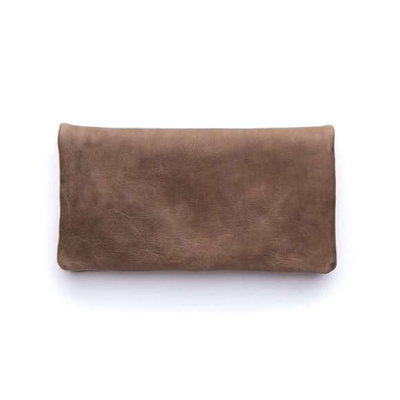 Stitch and Hide Bondi Wallet - Taupe