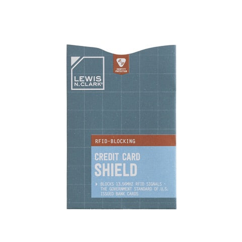 Lewis N. Clark credit card shield( 3 pack)