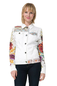 Desigual Denim Jacket-Lala