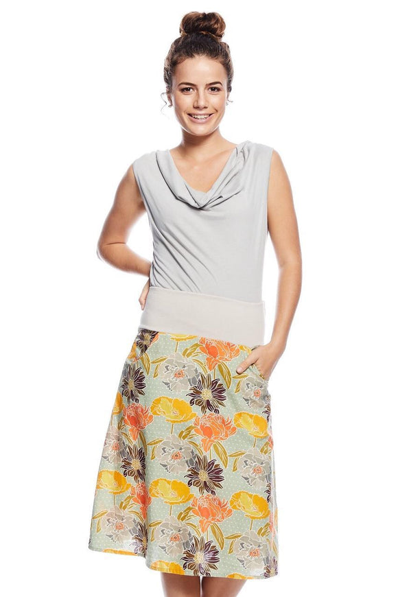 Mahashe  Sita skirt - Meadow