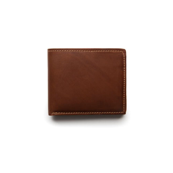 Stitch and Hide Connor men's  Wallet - Tan
