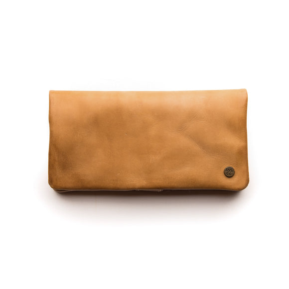 Stitch and Hide Jesse wallet - Maple