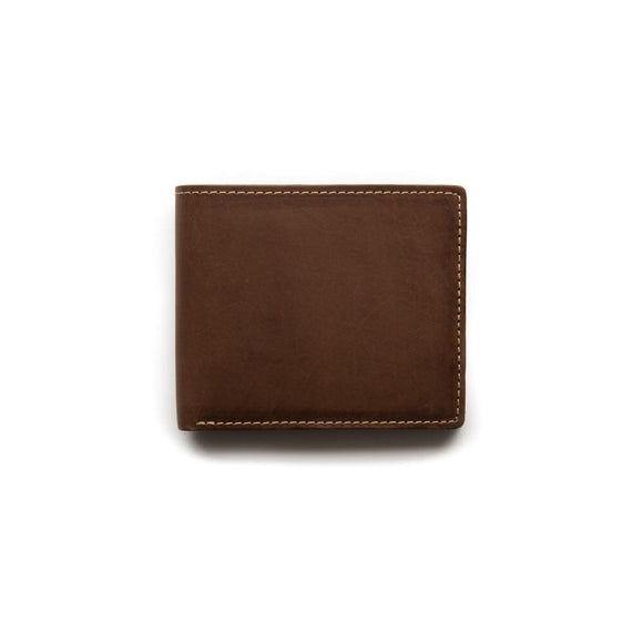 Stitch and Hide Connor men's  Wallet - Brown