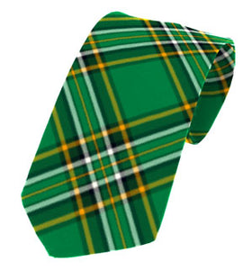 Irish Tartan Ties | Irish National & Irish County Ties