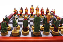 Chess Set | English & Scottish Chessmen