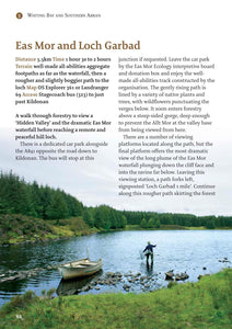 The Scottish Company | Pocket Mountain Walking Books | Arran  | Inside page