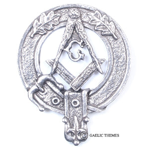 Cap Badges | Masonic