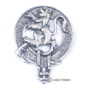 Cap Badges | Rampant Lion