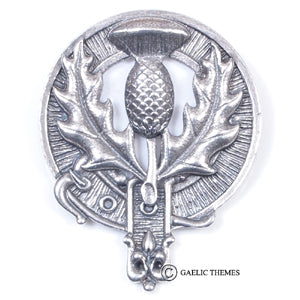 Cap Badges | Scottish Thistle