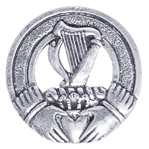 Cap Badges | Irish Harp
