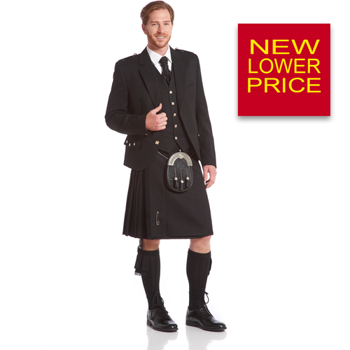 Argyll Jacket & Kilt Rental Package