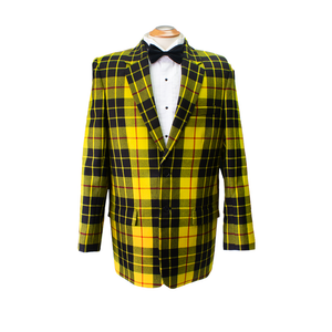 Custom Tartan Sports Jacket