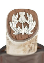 Staghorn Sgian Dubh Thistle Top | The Scottish Company | Toronto