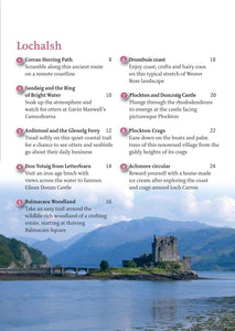Walking Trails Guidebook | The Scottish Company