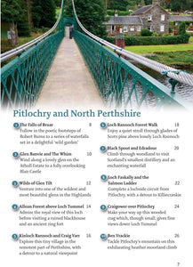 Walking Trails Guidebook | Perthshire