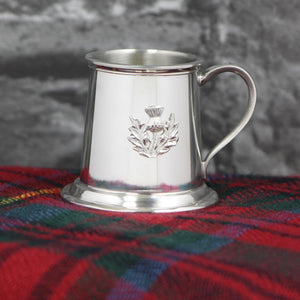 Miniature Pewter Tankard