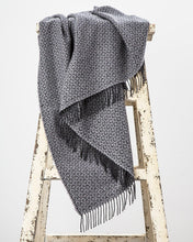 Avoca | Grey Cashmere Blend Throw