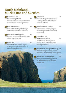 Walking Trails Guidebook | Shetland