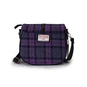 Harris Tweed Beauly Shoulder Bag | The Scottish Company | Toronto