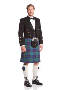 Prince Charlie Deluxe Kilt Package