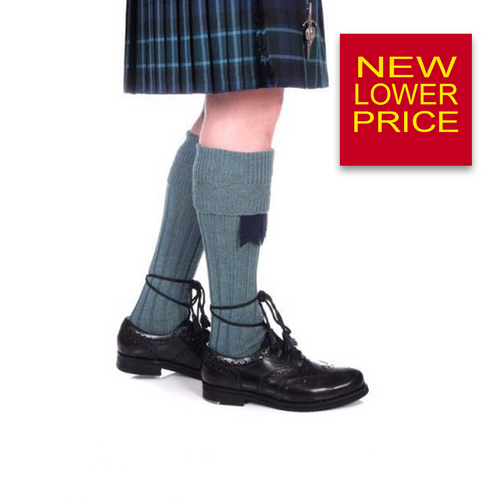 Hilt Hose Lovat Blue | The Scottish Company | Toronto