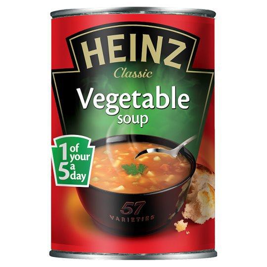 Heinz Vegetable Soup | The Scottish Company