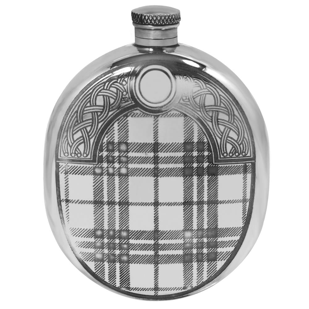Flask | Tartan Wedge