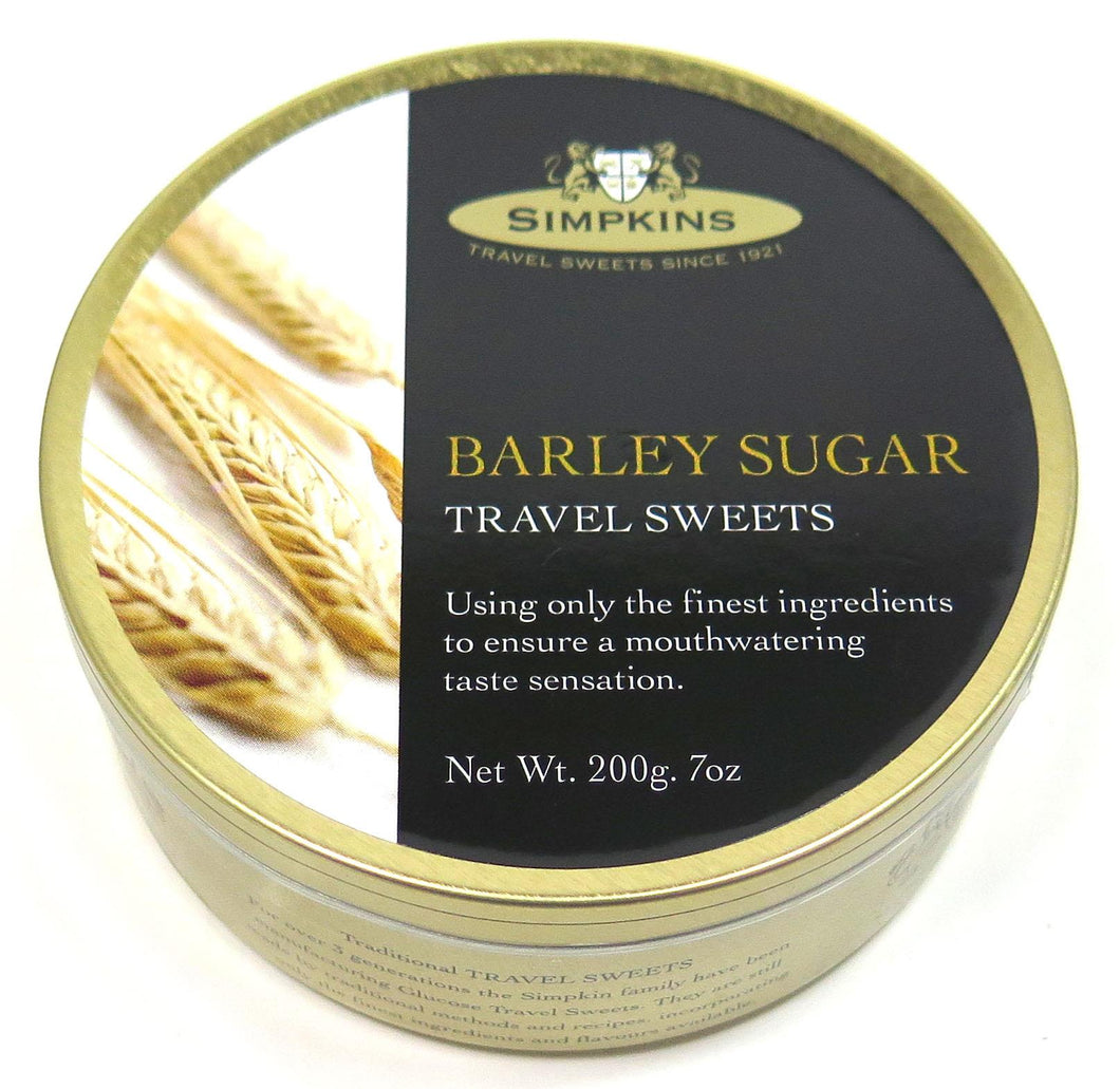 Simpkins | Barley Sugar Travel Sweets